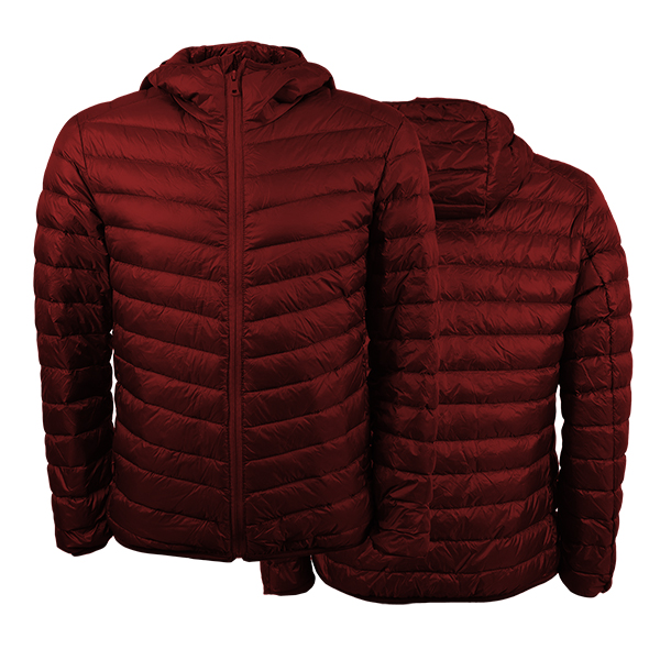 Campera Ultra Light Down Hombre d2 Colgantes